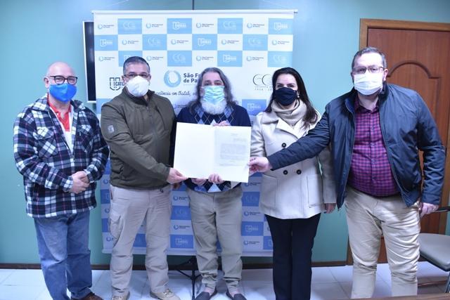 Marenco oficializa repasse ao HUSFP