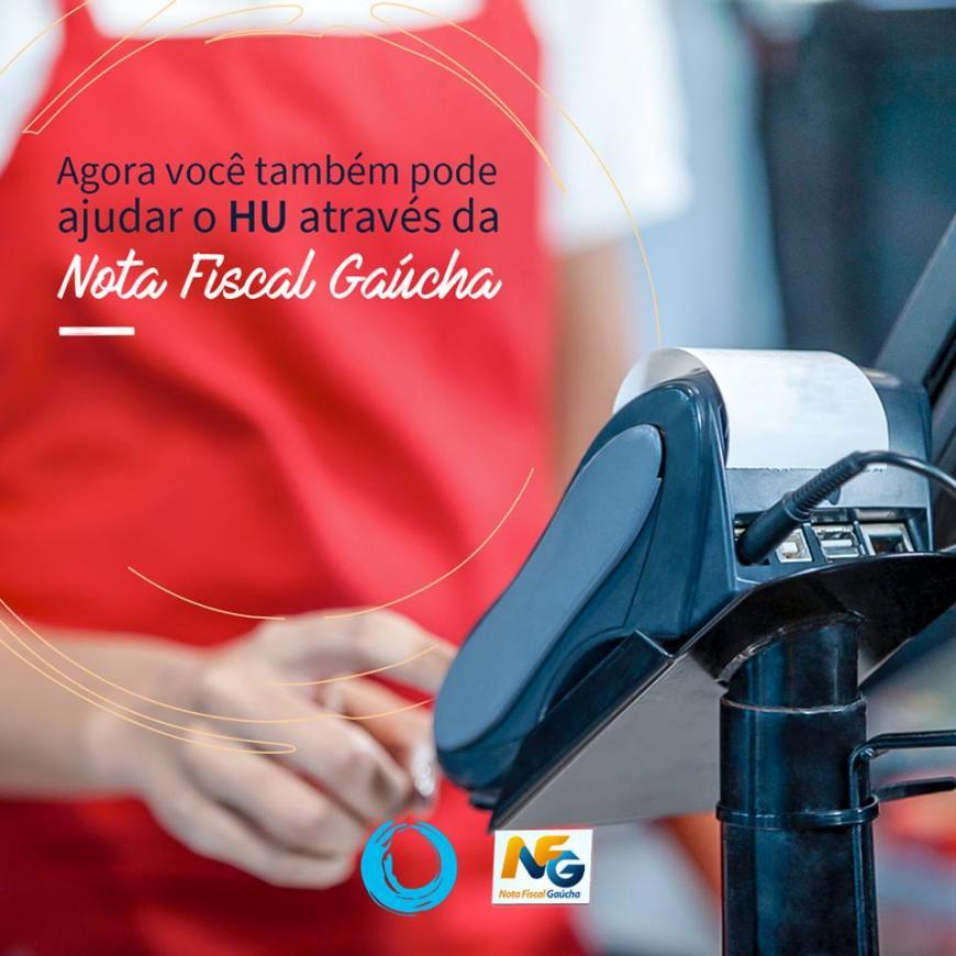 HUSFP participa do Nota Fiscal Gaúcha