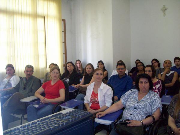 Gestores e alunos visitam o Hospital Pompéia em Caxias do Sul