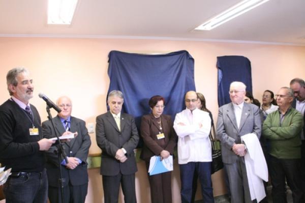Hospital Universitário São Francisco de Paula inaugura nova ala