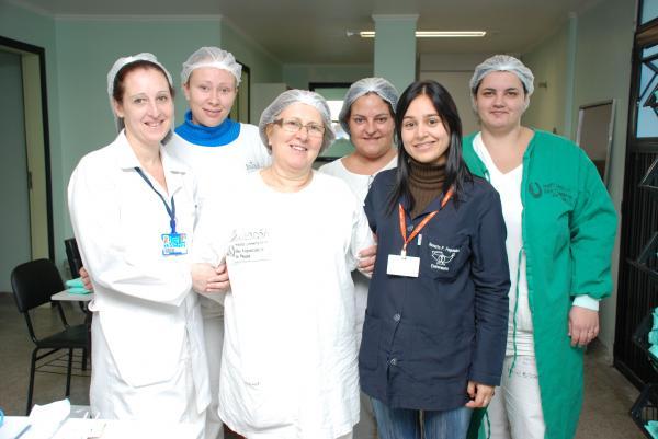 Hospital Universitário São Francisco de Paula é ouro em esterilização pela segunda vez