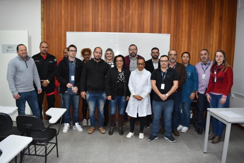 Tomam posse novos membros da CIPA para gestão 2019/2020