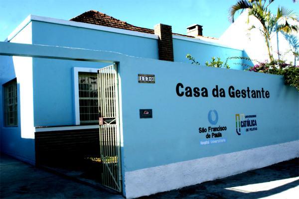 Hospital Universitário São Francisco de Paula inaugura Casa da Gestante