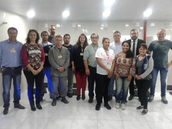 Colaboradores do Hospital Universitário São Francisco de Paula ganham vestiário