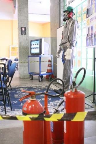 UCPel promove a Semana Interna de Prevenção de Acidentes (SIPAT)