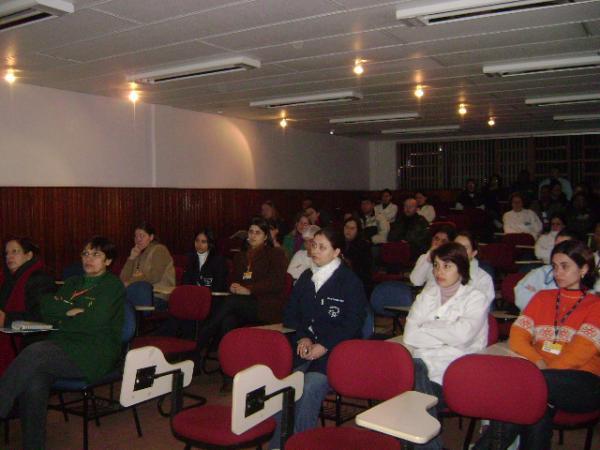 Influenza A é tema de encontro no Hospital São Francisco de Paula