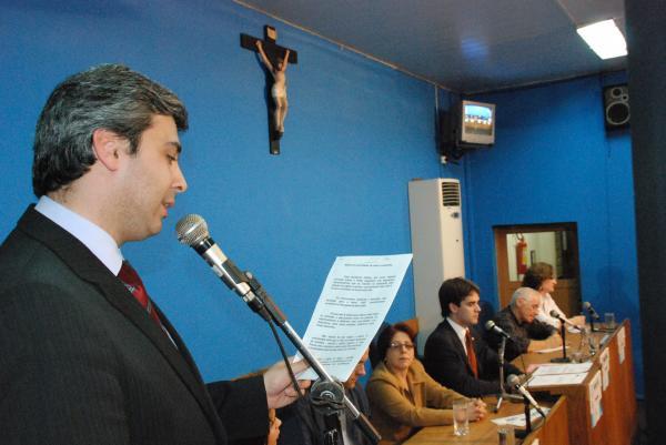 Audiência Pública em prol da doação lota Câmara de Vereadores de Pelotas