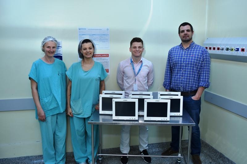 HUSFP adquire equipamentos para o Centro de Recuperação do Bloco Cirúrgico