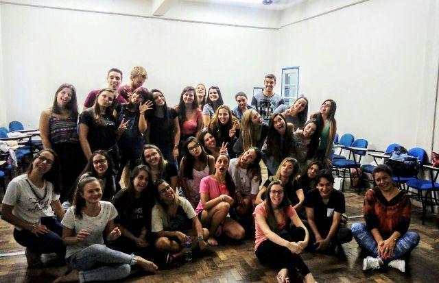 Novos grupos do projeto Sensibilizarte receberam primeira capacitação do ano