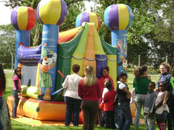 Festa do Dia das Crianças anima tarde de colaboradores do HUSFP
