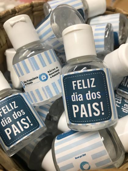 Hospital Universitário São Francisco de Paula celebra o dia dos pais
