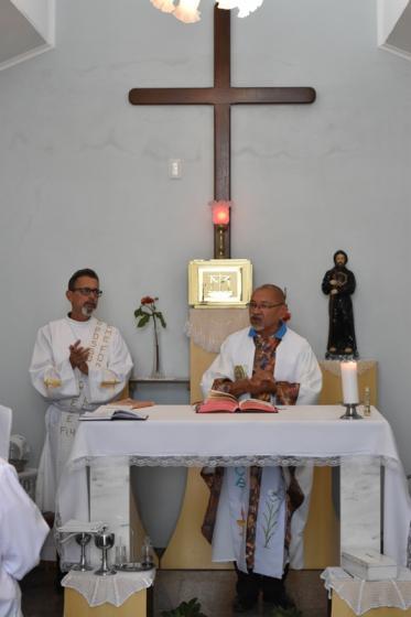 Capelania do HUSFP realiza missa em homenagem às mães