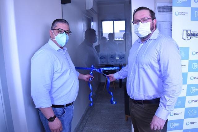 HUSFP inaugura novo espaço voltado à comunidade médica
