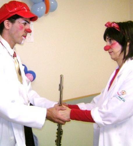 Médicos do Sorriso visitam o HUSFP