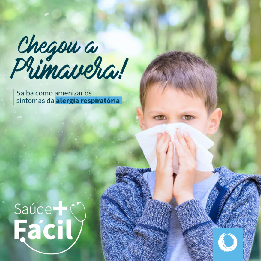 Confira dicas para amenizar os efeitos da primavera e atuar na prevenção de alergias