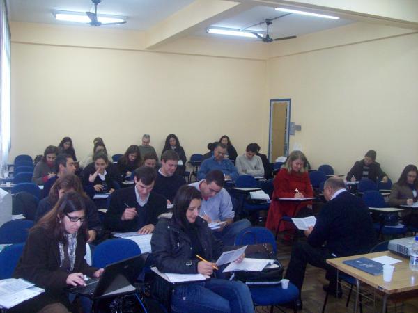 Equipe do Hospital São Francisco de Paula participa de curso sobre qualidade de gestão