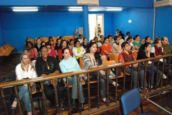 CIHDOTTs participam de Audiência Pública