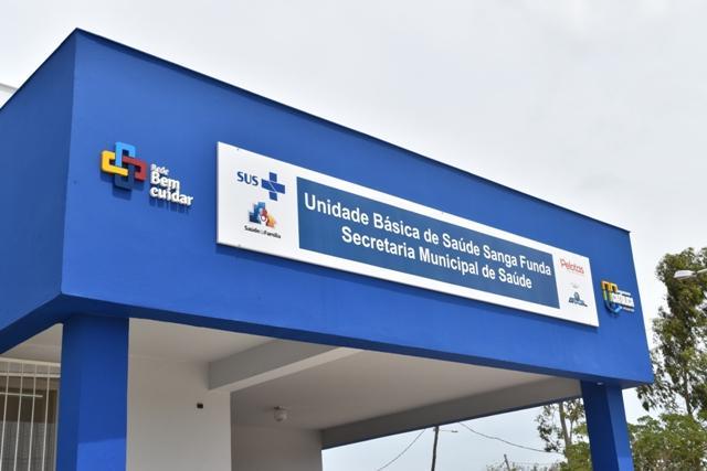 UBS Sanga Funda participa da Rede Bem Cuidar