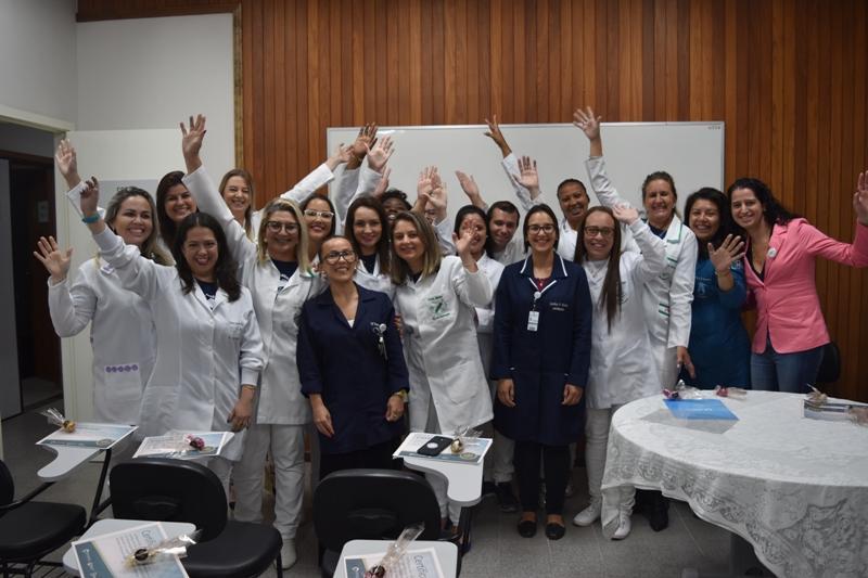 Alunos concluem Qualificação Pós Técnico em Instrumentação Cirúrgica