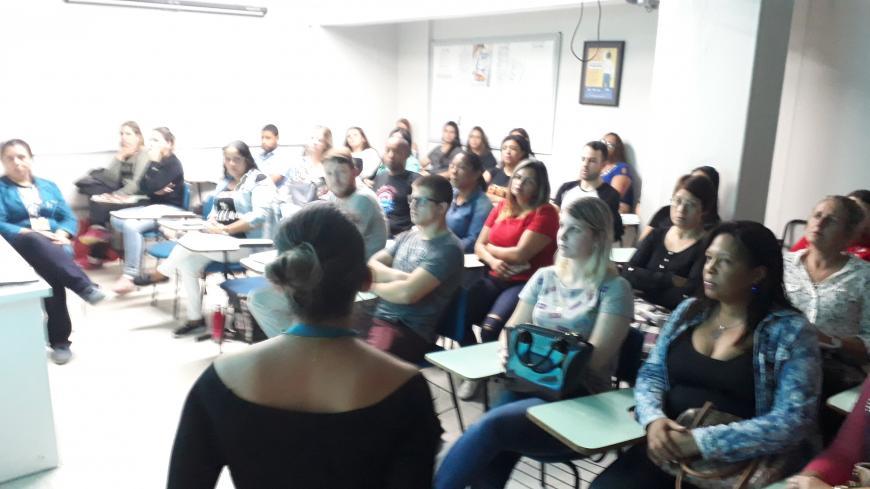 Qualificação Pós-Técnico do HU teve aula inaugural