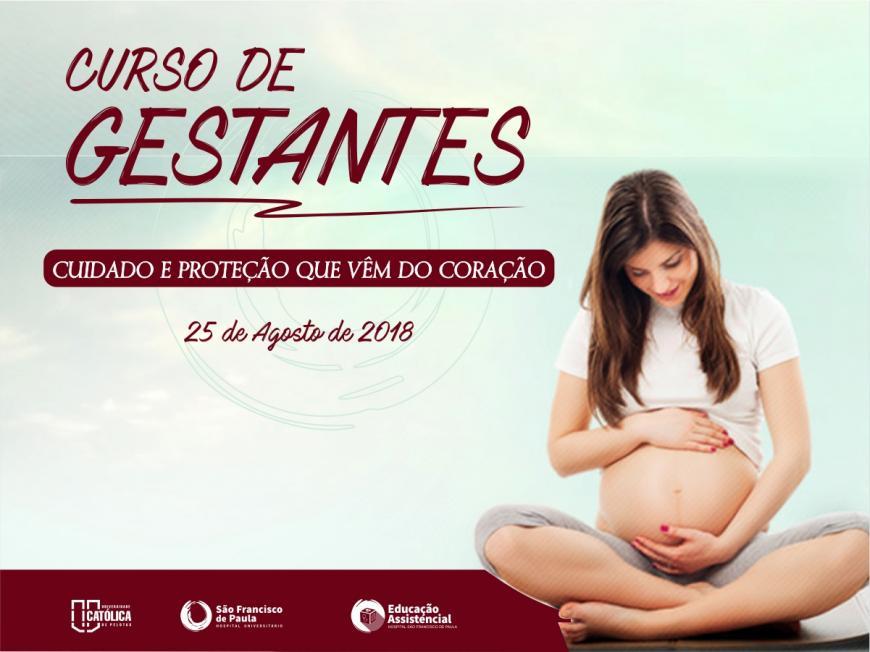 HUSFP promove Curso de Gestantes
