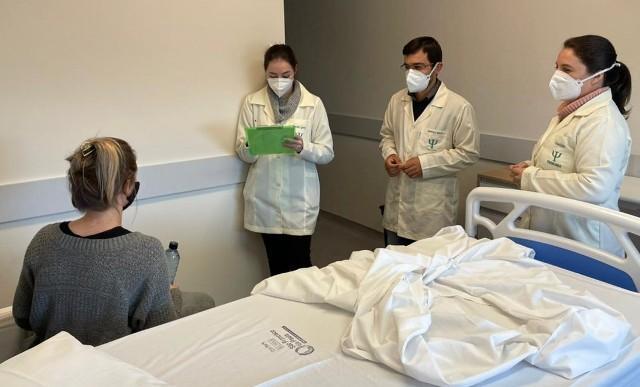 Alunos da Psicologia da Católica realizam acompanhamento de pacientes do HUSFP