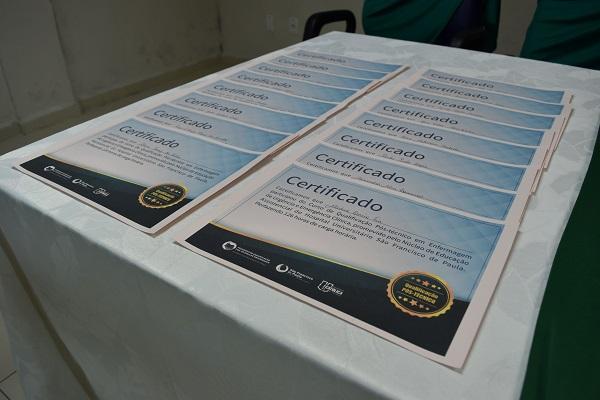 HU certifica turmas do Programa de Qualificação Pós-Técnico