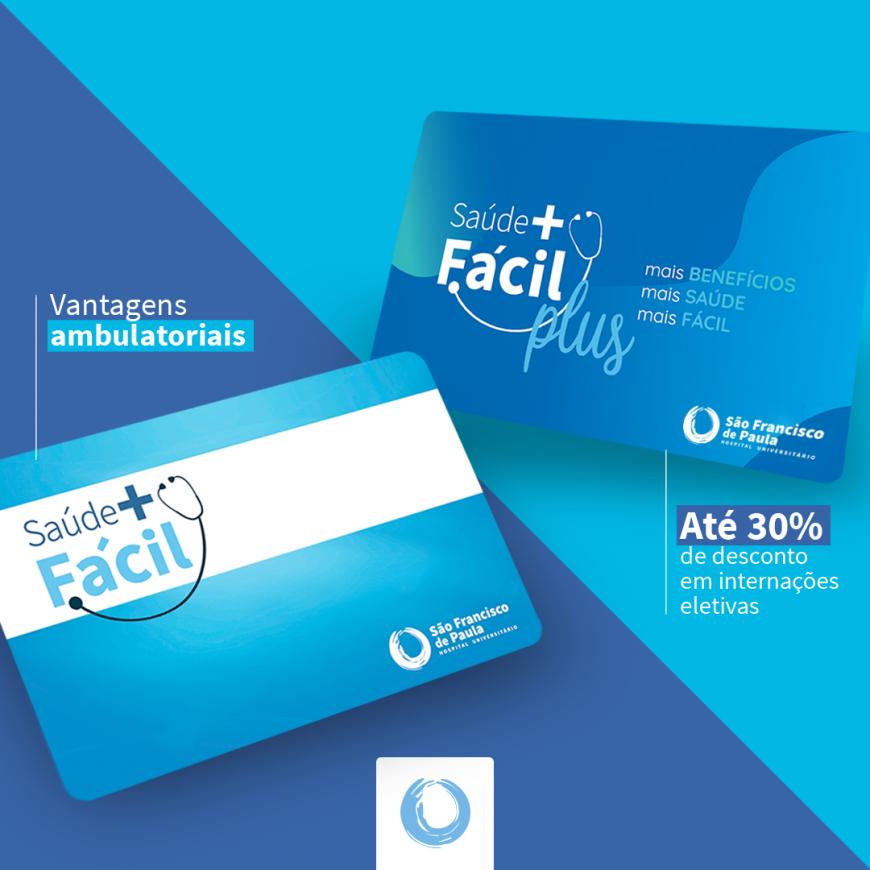Conheça as principais diferenças entre os pacotes Saúde+Fácil tradicional e Plus