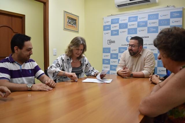 Hospital São Francisco adere ao Pacto Pelotas Pela Paz